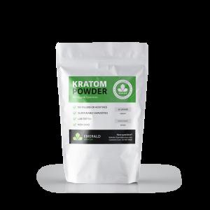 Emerald Kratom Powder 50 Gram Bag