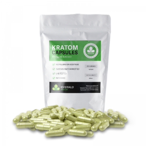 Buy Emerald Kratom Capsules